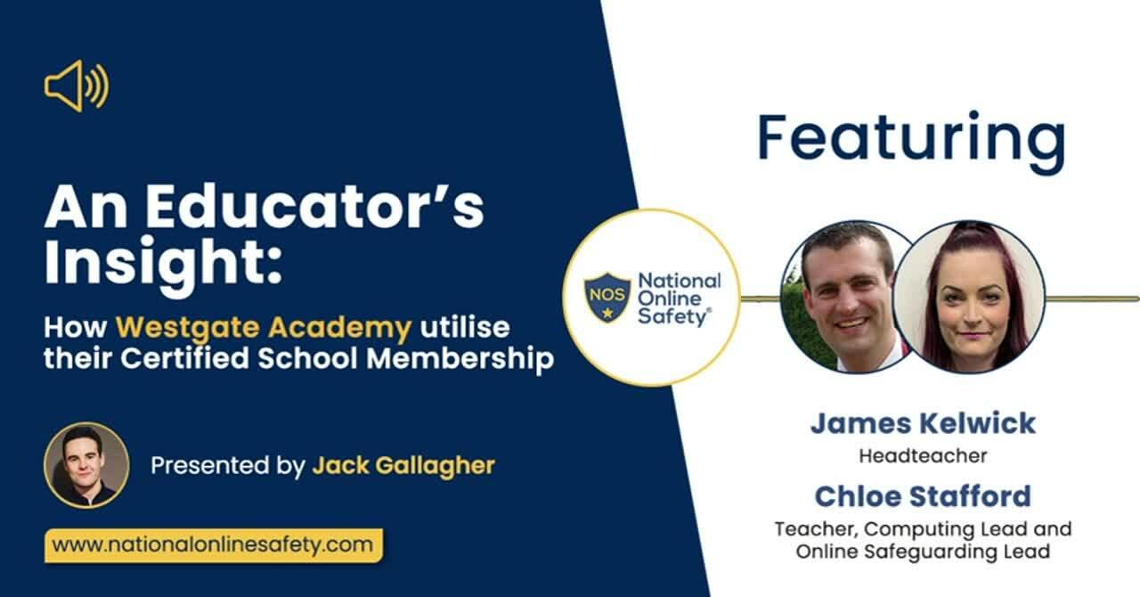 Westgate Academy Podcast NOS