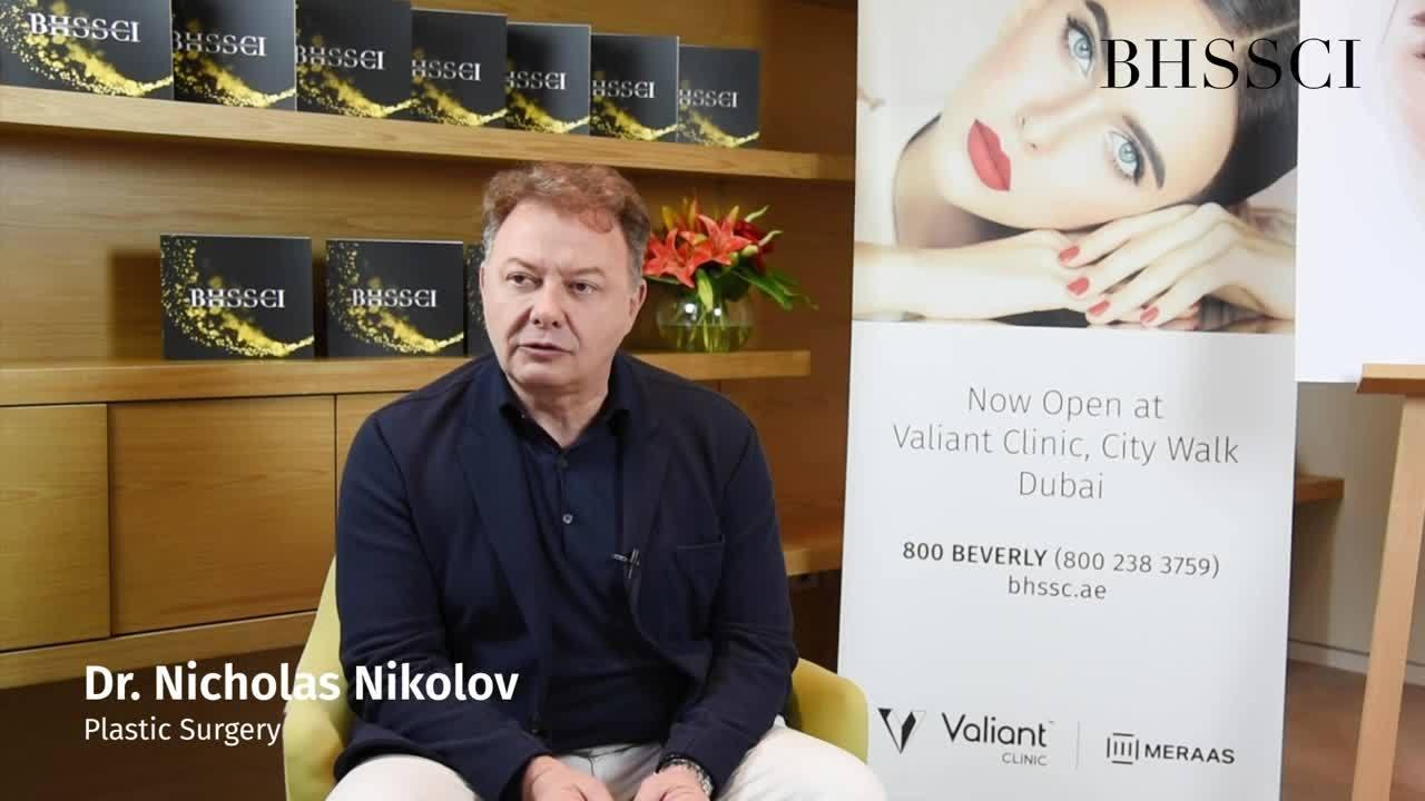 Dr Nicholas Nikolov - introduction