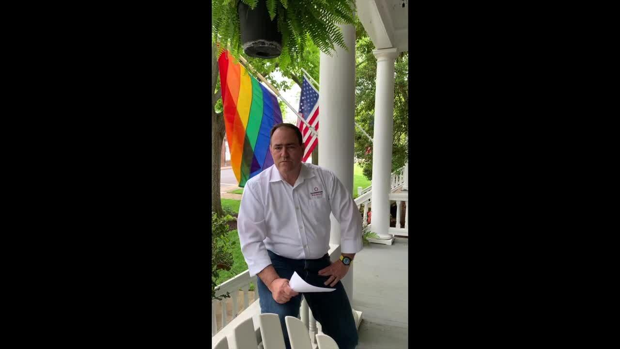 DZ Celebrates Pride Month Gene Thompson