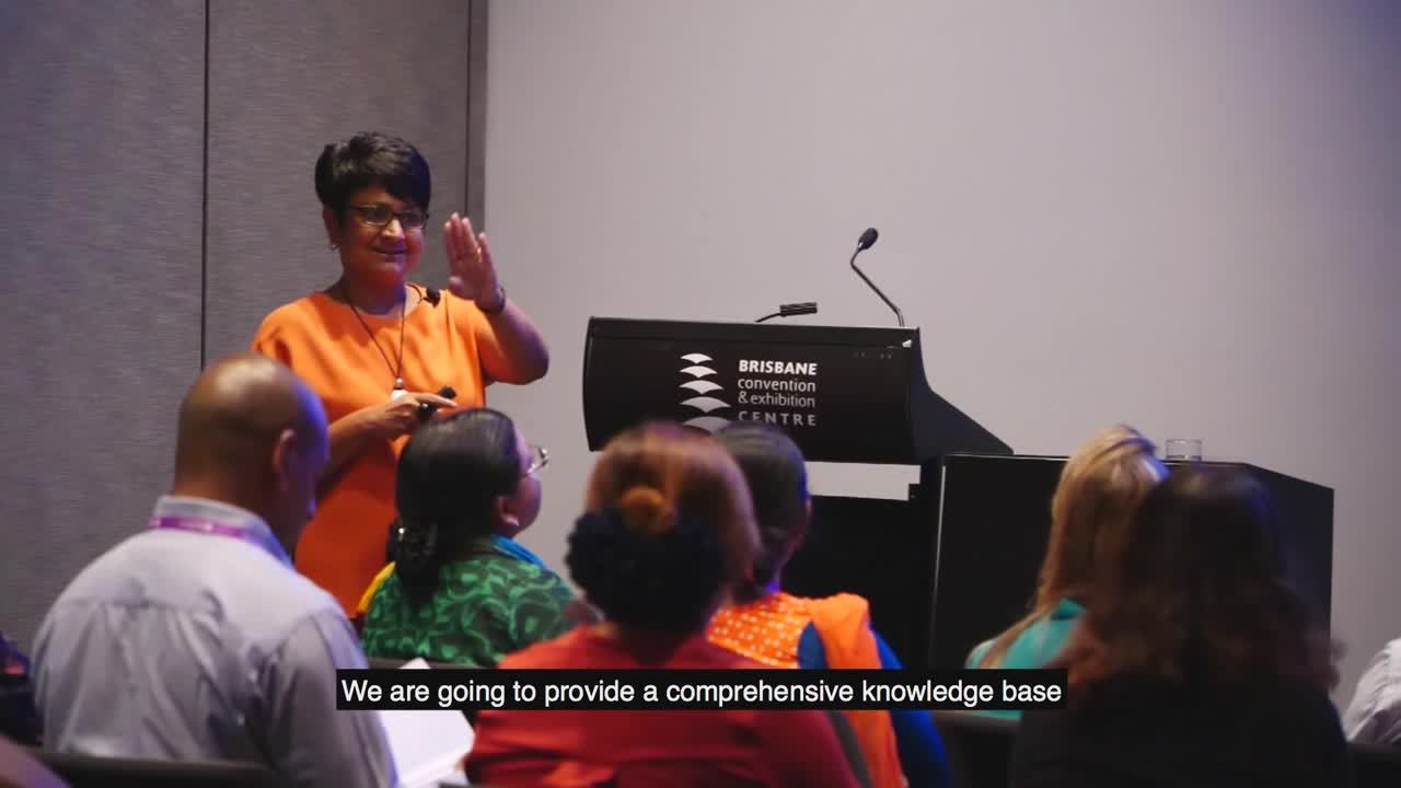 CAPTIONED Advanced Workshop of Intrauterine Systems - Nelum - promo video STANDARD