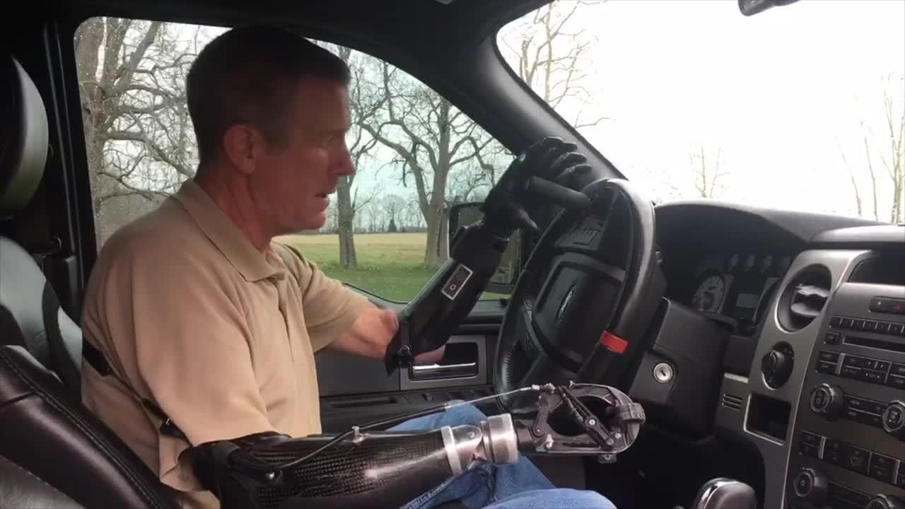 Gerry Kinney Myo Driving 4-20-20