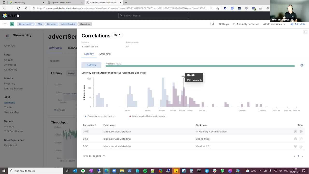 Video for What's New in Elastic 7.14