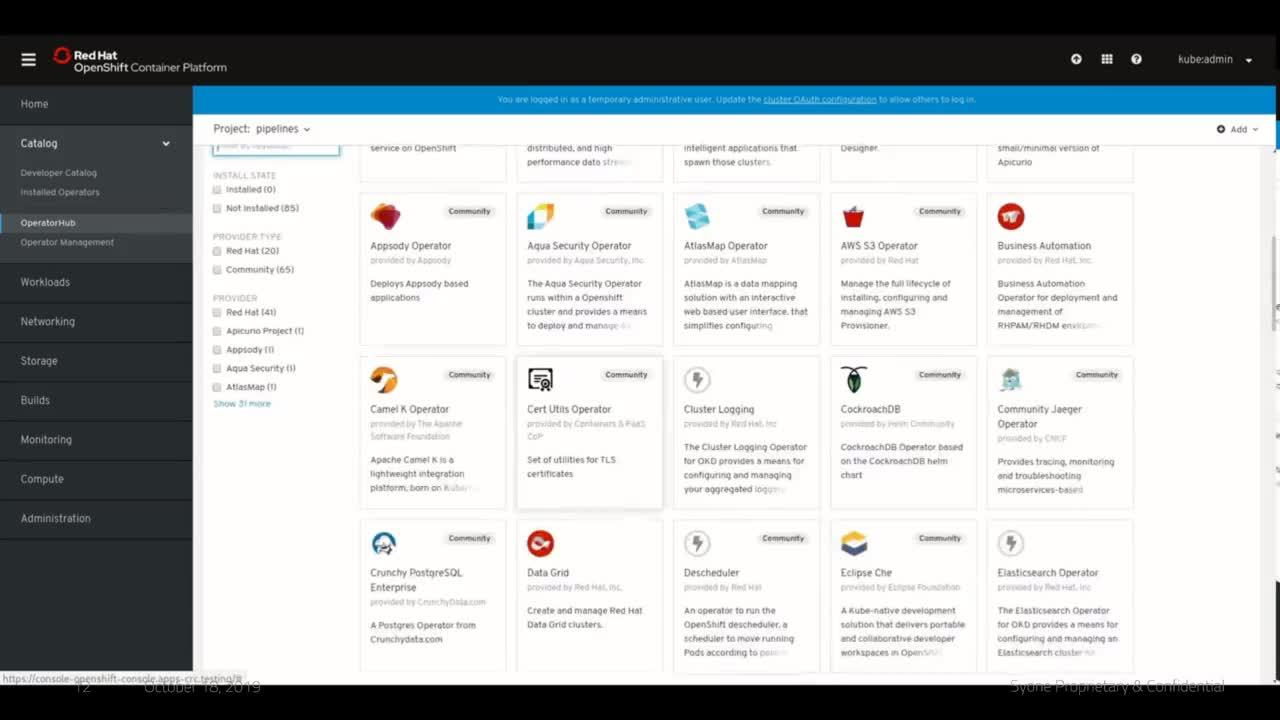 RedHat_Forum_2019_Openshift