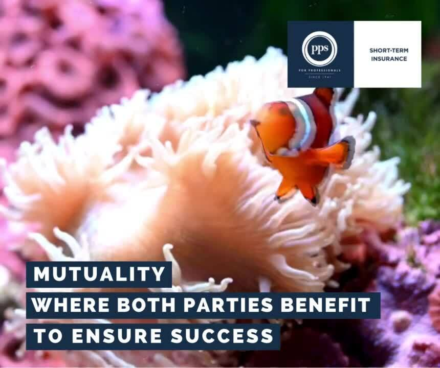 MUTUALITY A RELATIONSHIP WHERE BOTH PARTIES BENEFIT TO ENSURE SUCCESS