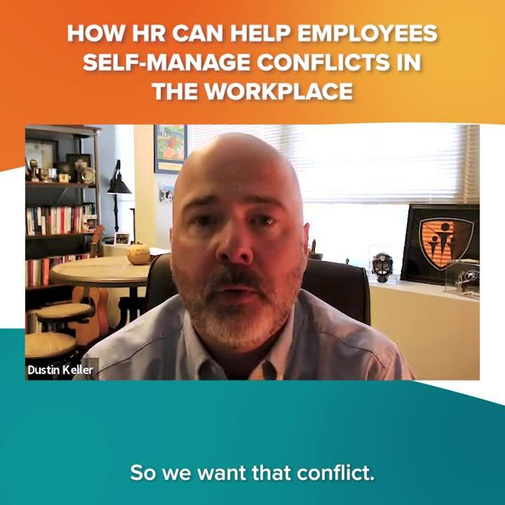 Self-Manage Conflict Social Media Video