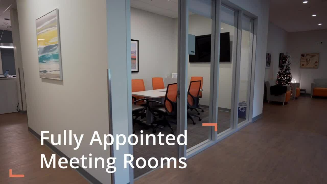 Virtual Tour of Office Evolution in Mount Pleasant, SC