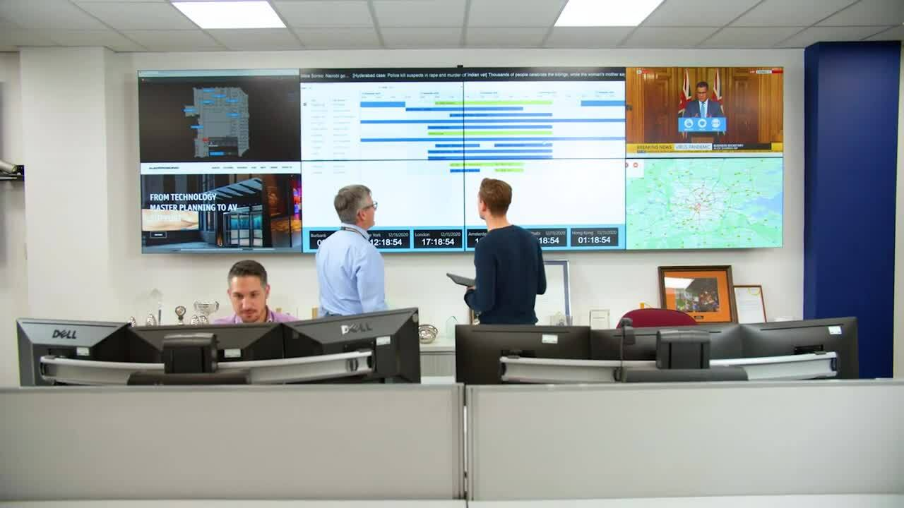 Electrosonics Technology Professional Services  - 1080p