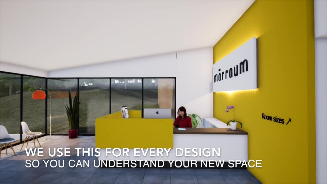 Märraum - architectural showroom