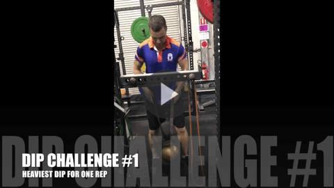 Jason Dip Challenge