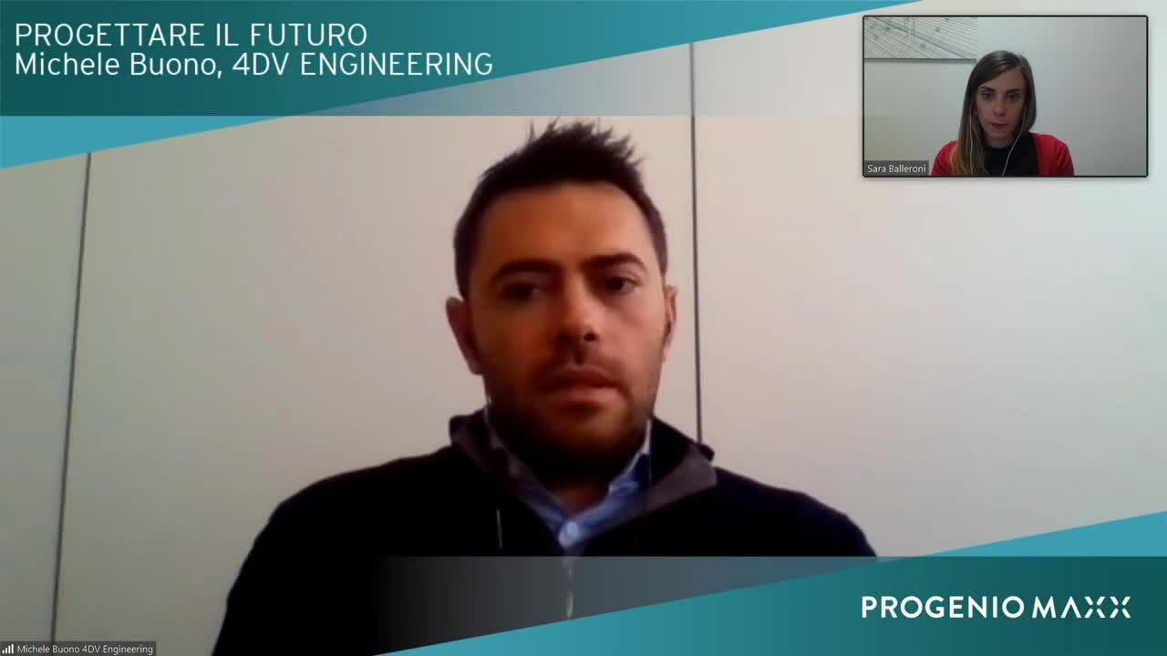 4dv ENGINEERING INTERVISTA