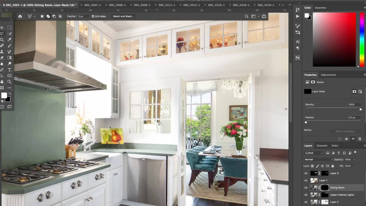 Real Estate Photography Retouching - All Pro