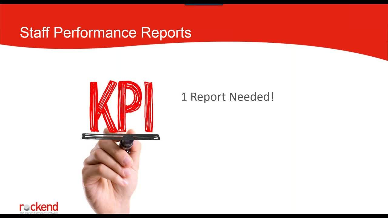 REST Professional - Management and KPI Reports
