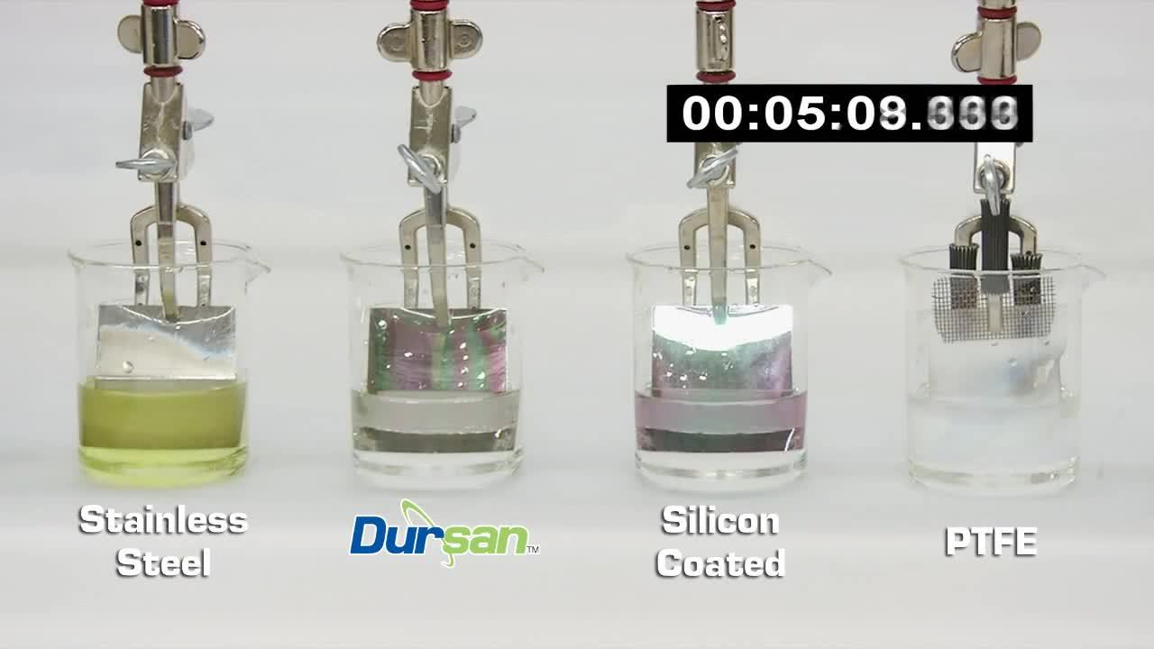 Protect your Equipment from Corrosion - Dursan from SilcoTek