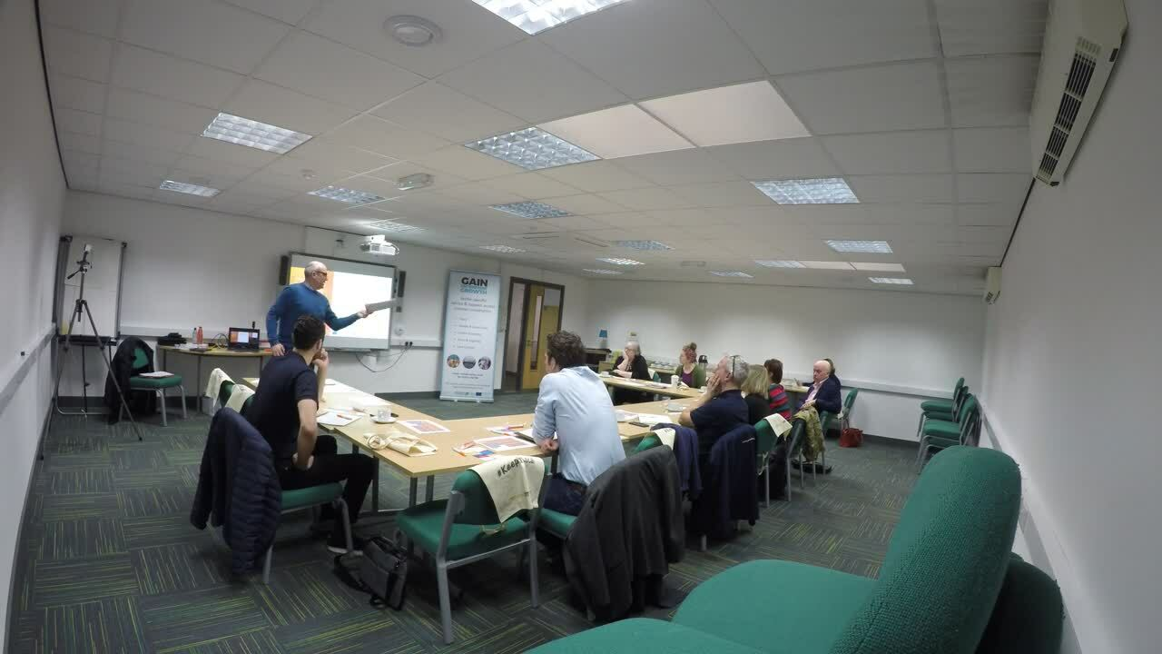 Time Lapse - The Secrets To Lead Generation Workshop - 25th February 2020 (1)