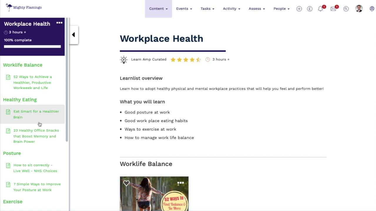 Whats a Learnlist and how to add it Apr 20