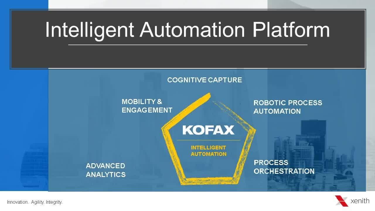 Marc - Using Intelligent Automation