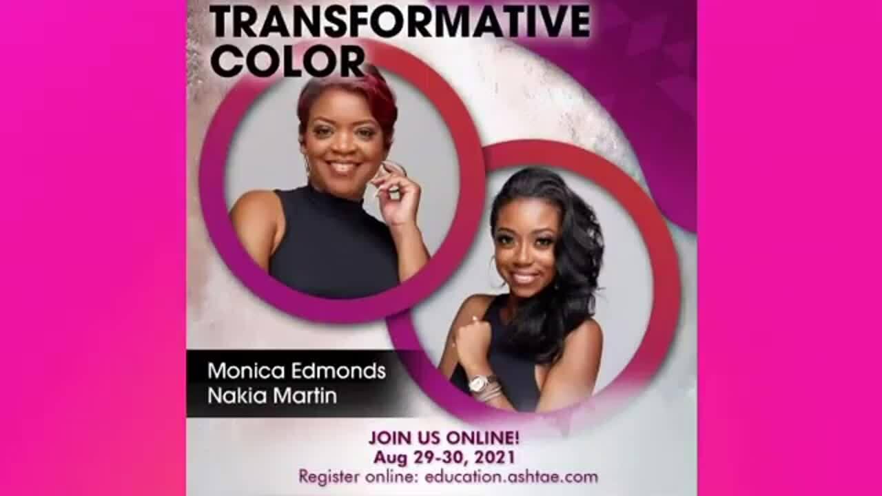 Transformative color Promo