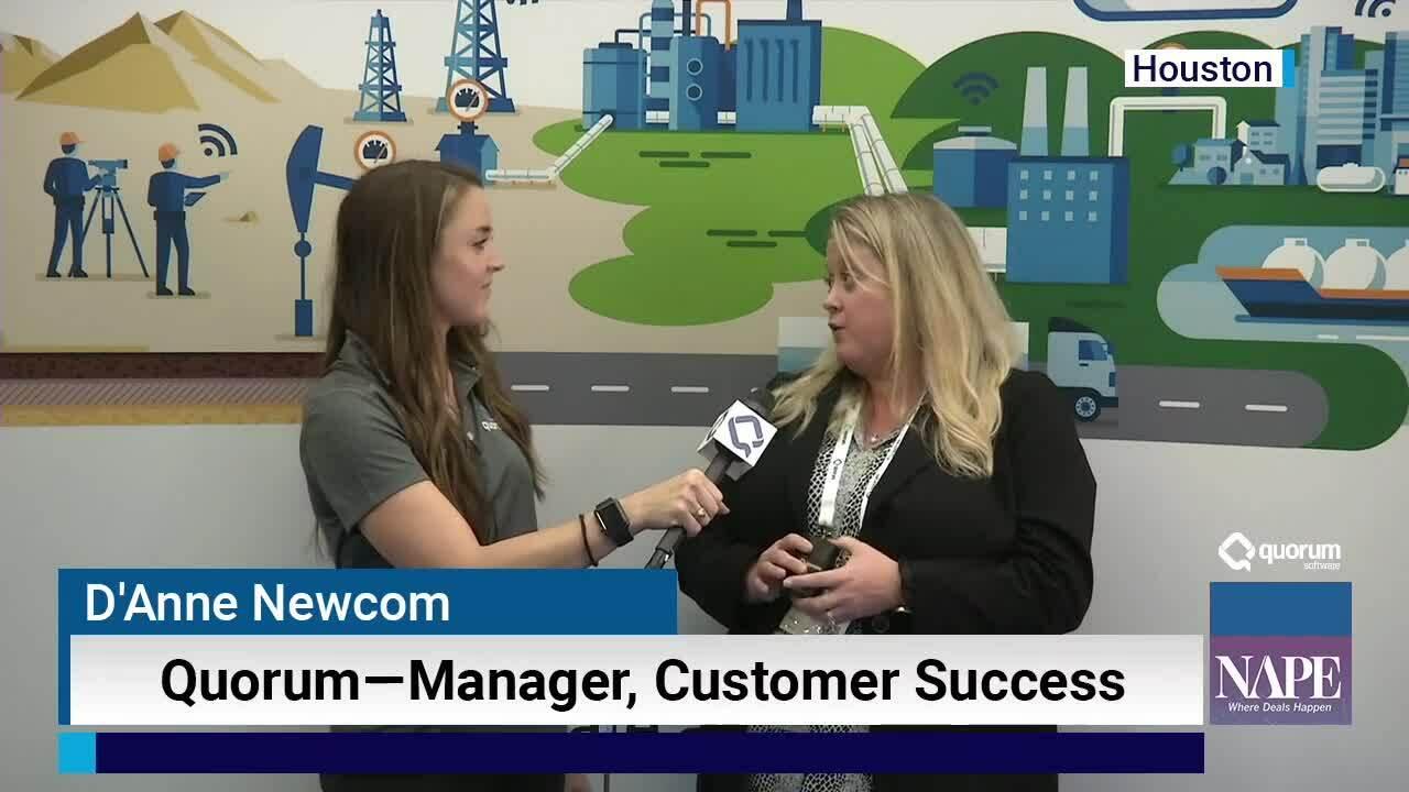 NAPE Interview: D'Anne Newcom, OGsys Customer Success Manager
