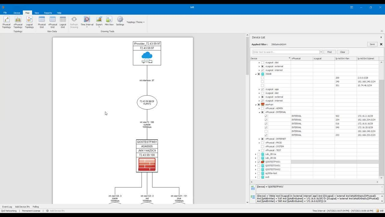 Export Maps to Visio