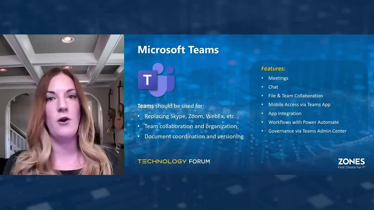 Enable Teamwork from Anywhere - Whitney Church - Microsoft Teams - FINAL