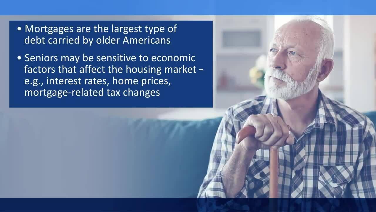Debt Profile for Older Americans