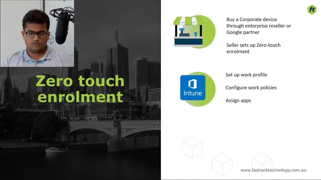 FINAL - Zero Touch enrollment