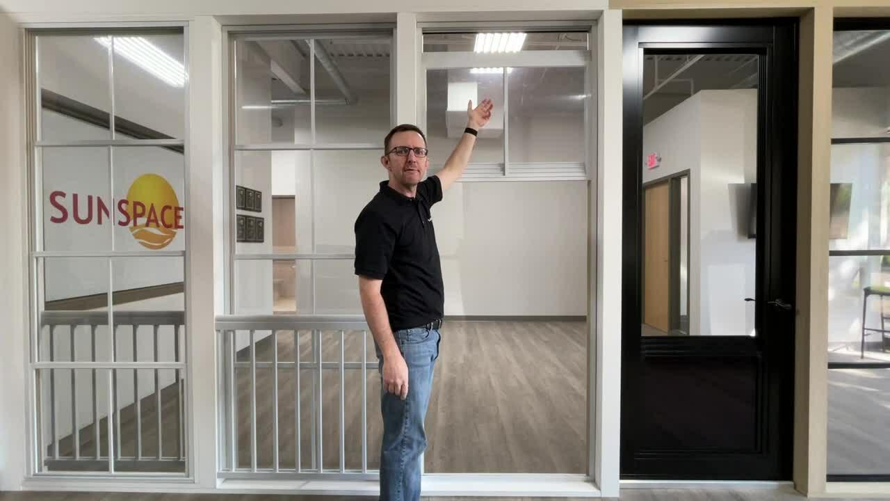 Sunspace Porch Window Operation 2021-1