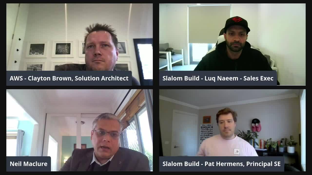 Covermore Slalom .Net Modernization Journey
