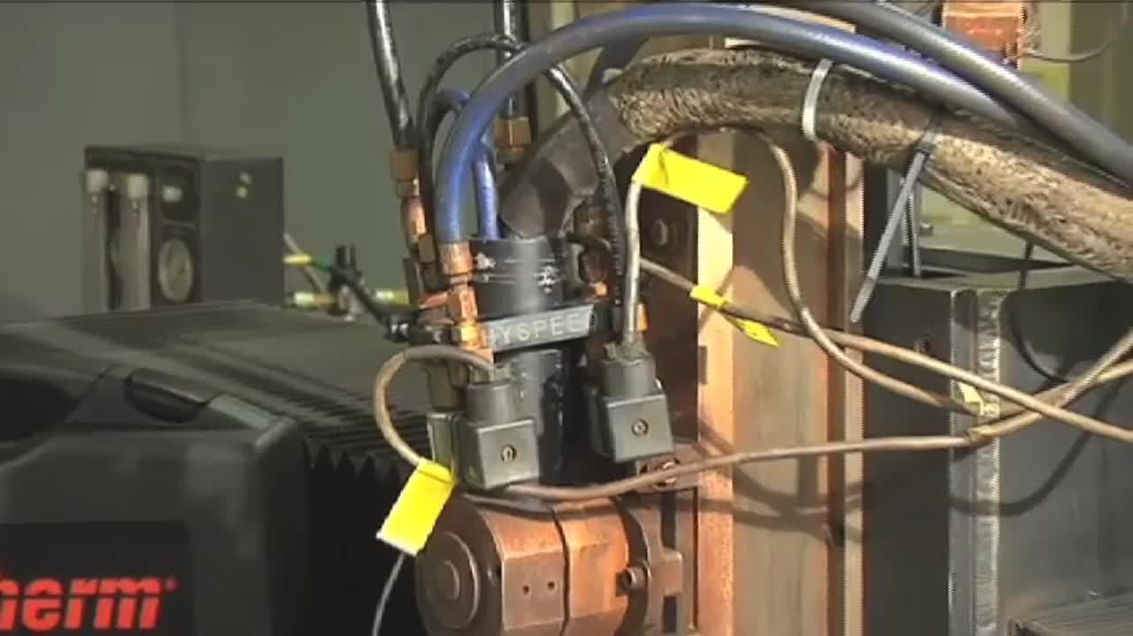 HT2000 HyPro2000 torch installation