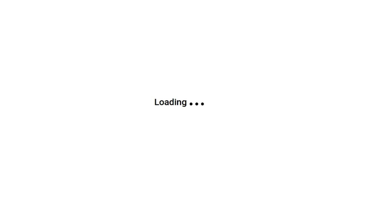 Loading-HTML-CSS