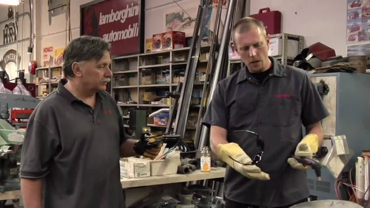 Under the hood at Jay Leno's Garage