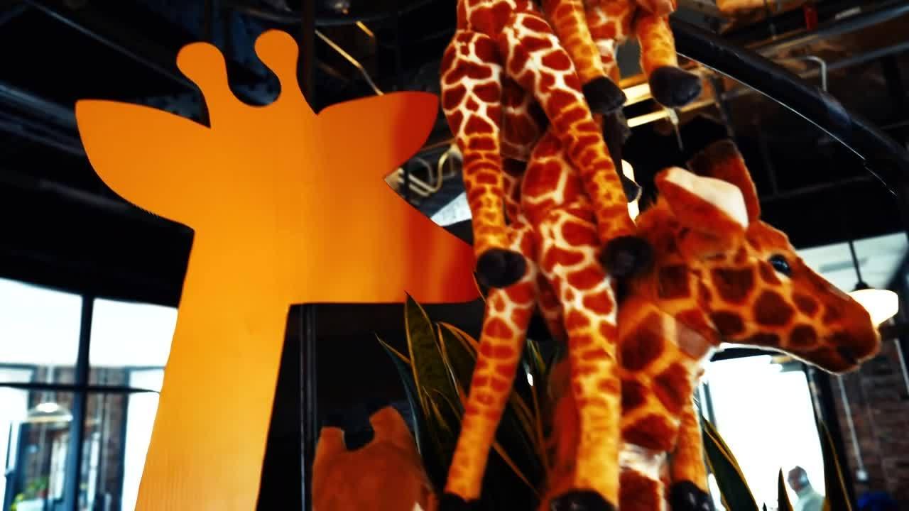 1903 Jirav Giraffe Tower