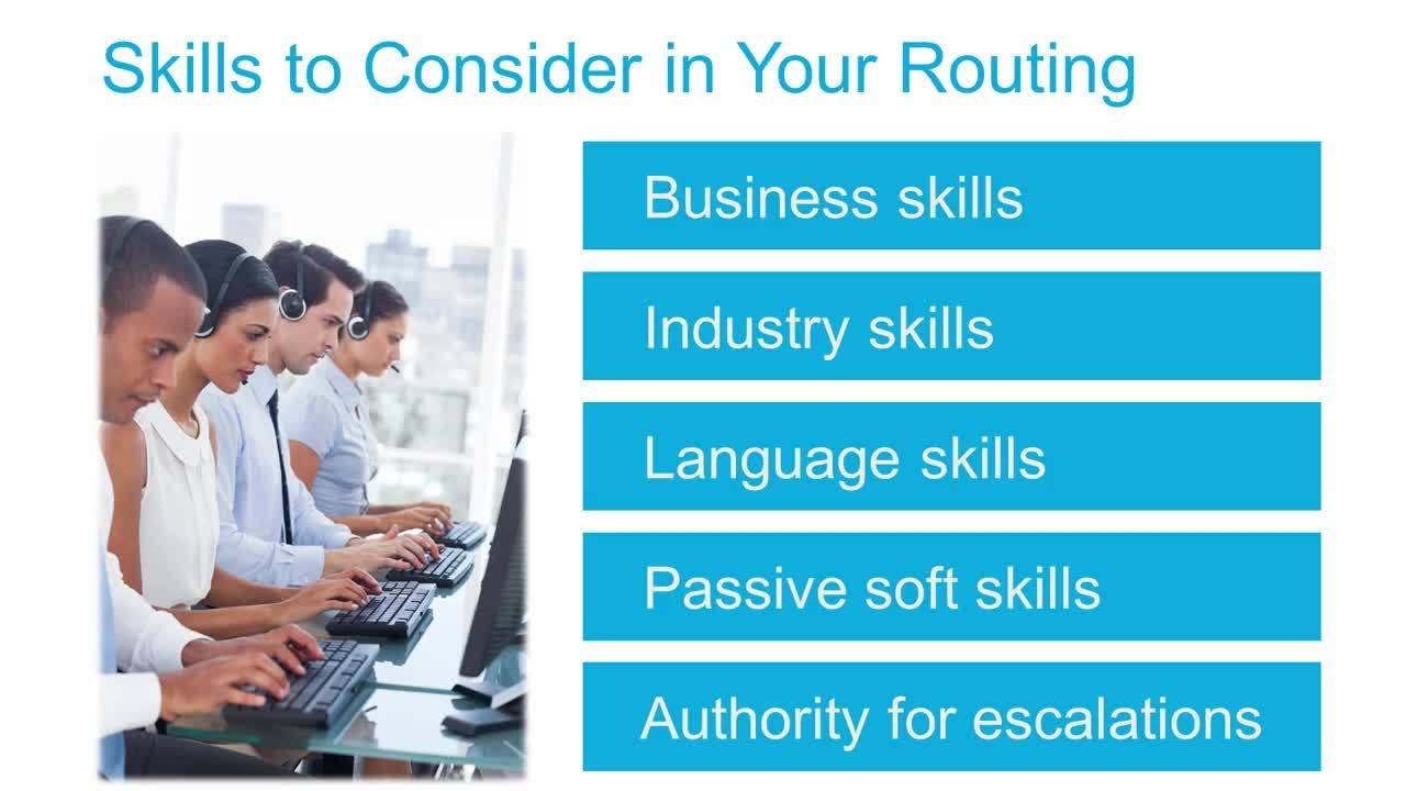 The New Rules For Skills-Based Routing to Improve Your Customer Experience