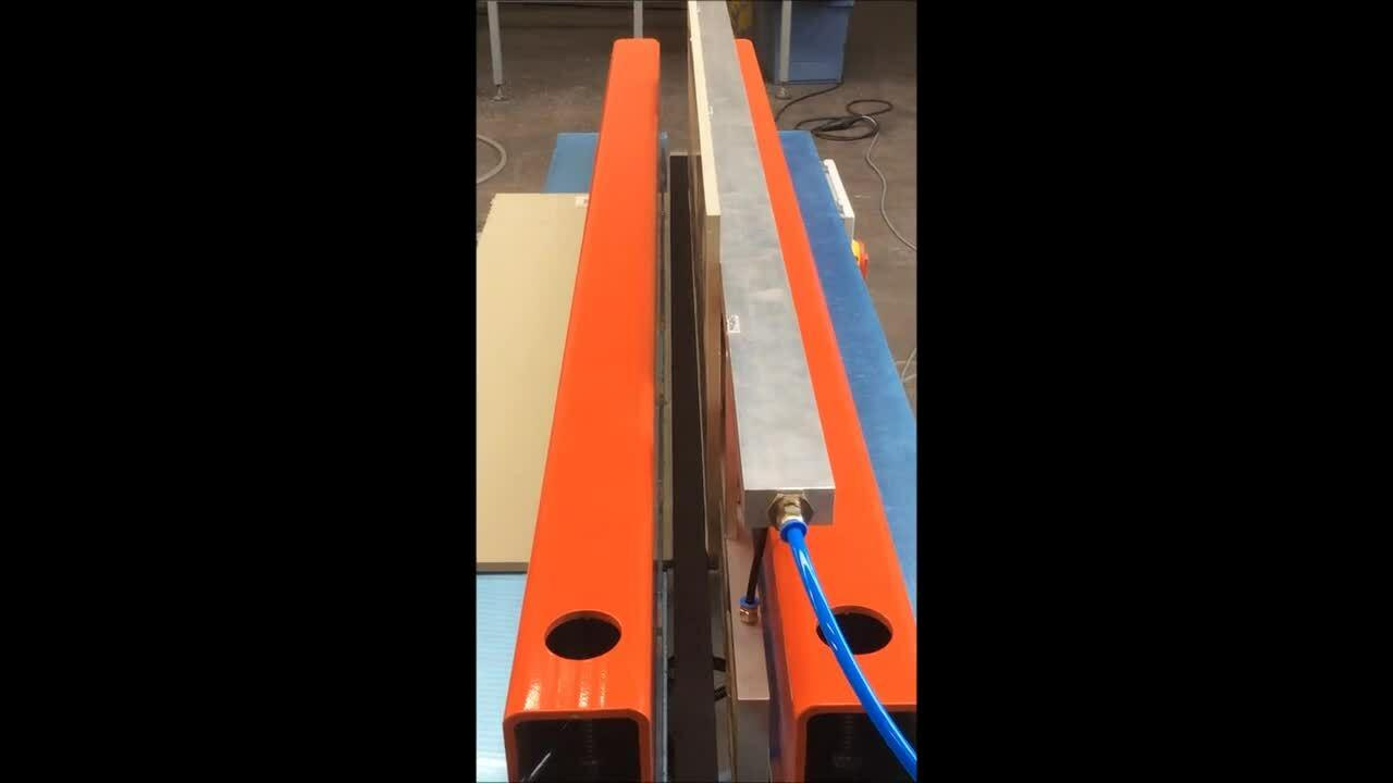 Video 15.20 S-Hand pneumatik 90° device