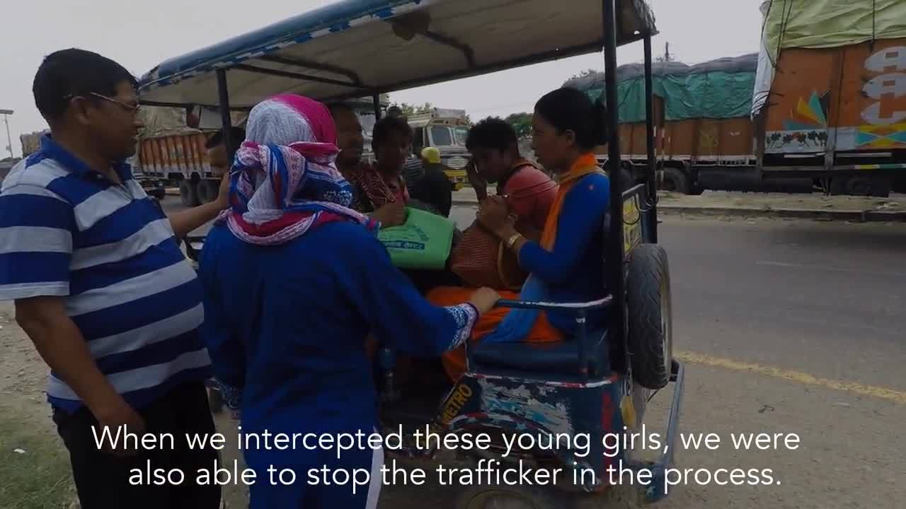Tara- From the Front Lines of the Fight Against Trafficking