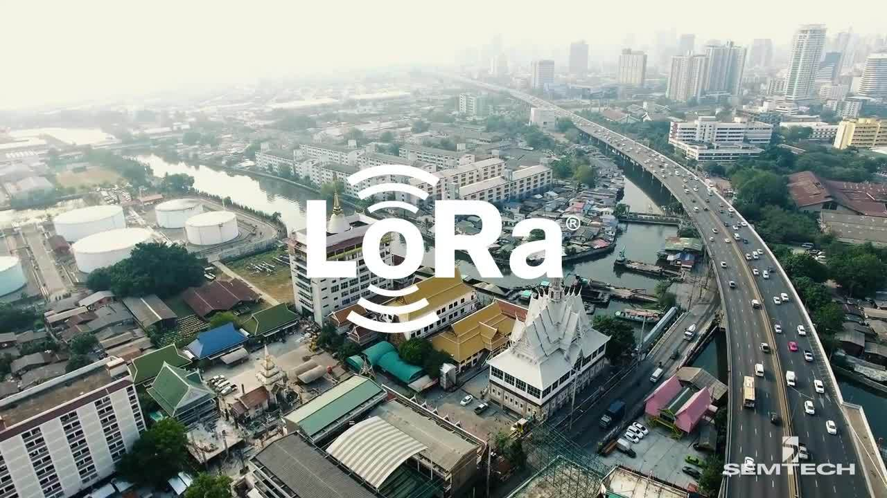 Asia Pacific Telecom Uses LoRa RF Technology for IoT Network in Taiwan