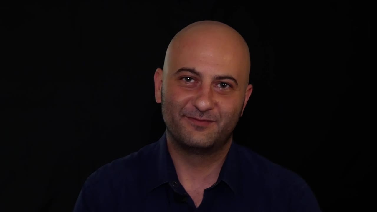 David Gavorkyan [3 minutes]