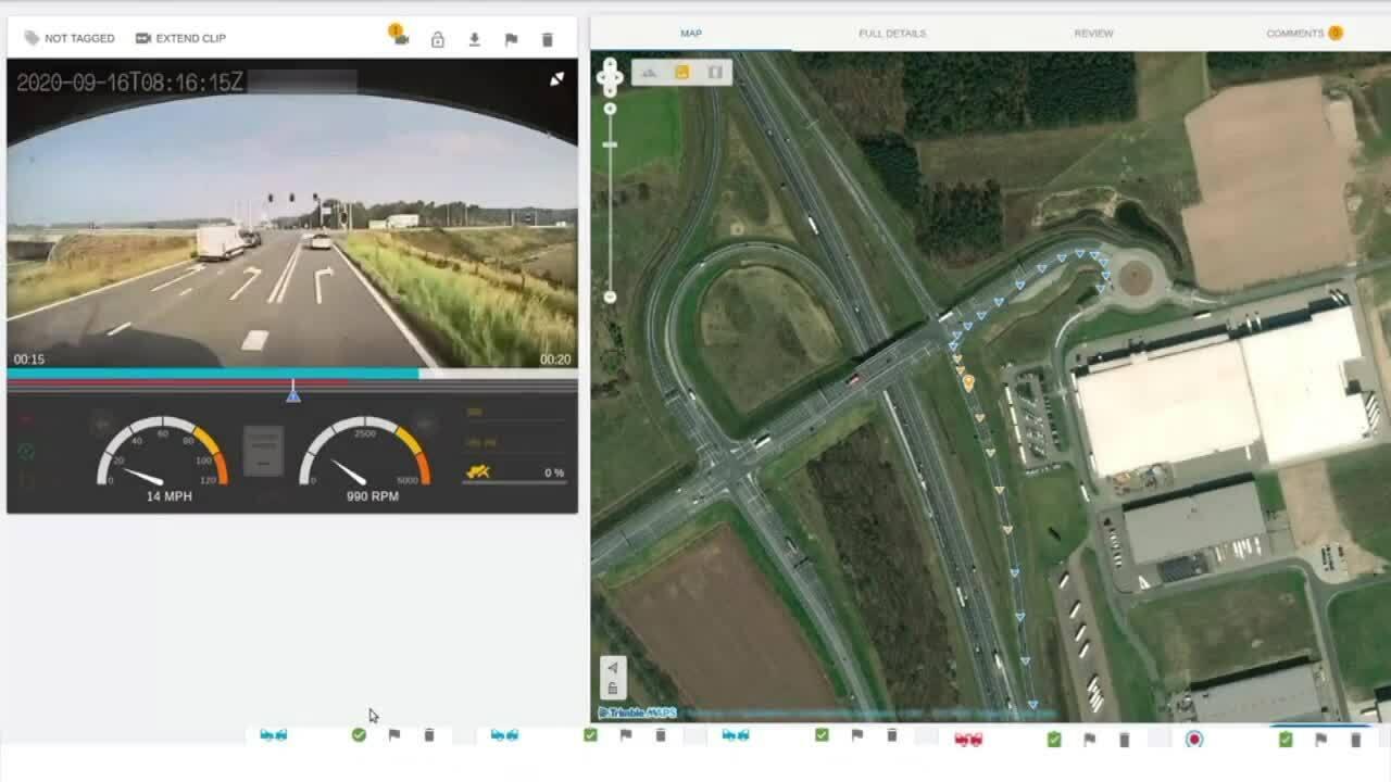 Video Intelligence - Trimble Transport & Logistics