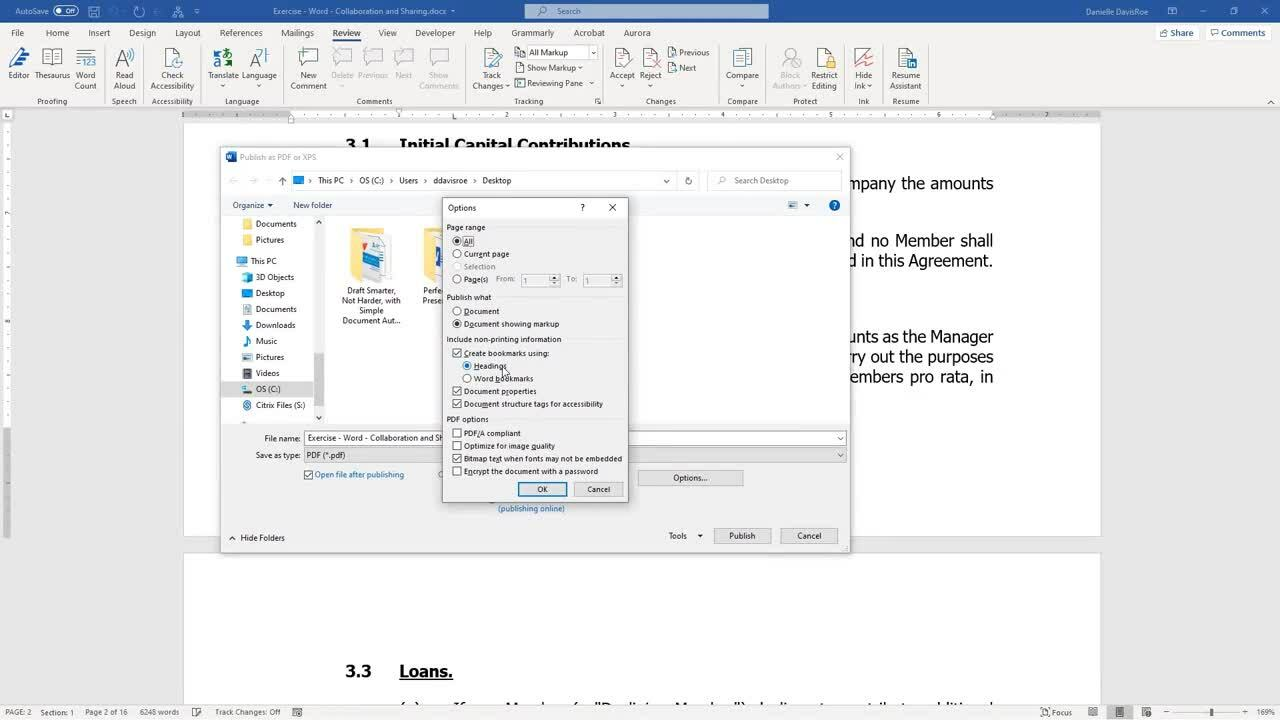 2020.11 Create PDF from Word