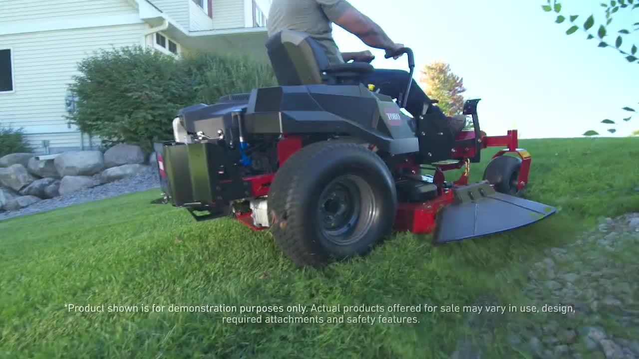 Toro TimeCutter HD Zero Turn Mower - :30 second spot