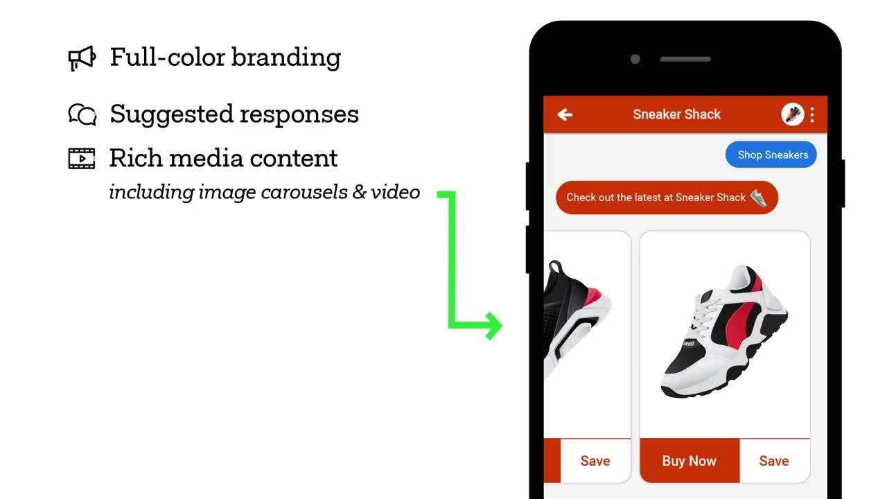 RCS Retail Video - Sneakers
