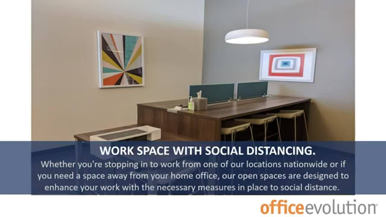 Virtual Tour of Office Evolution in Golden, CO