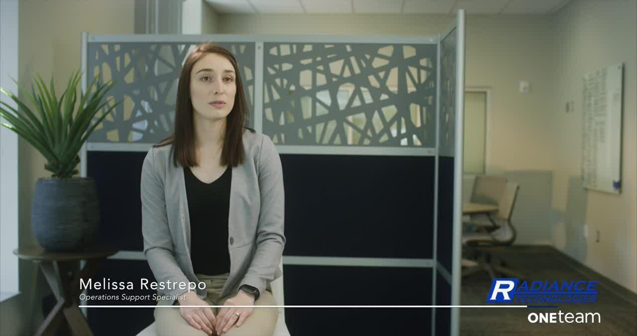 OneTeam - Radiance Technologies blue
