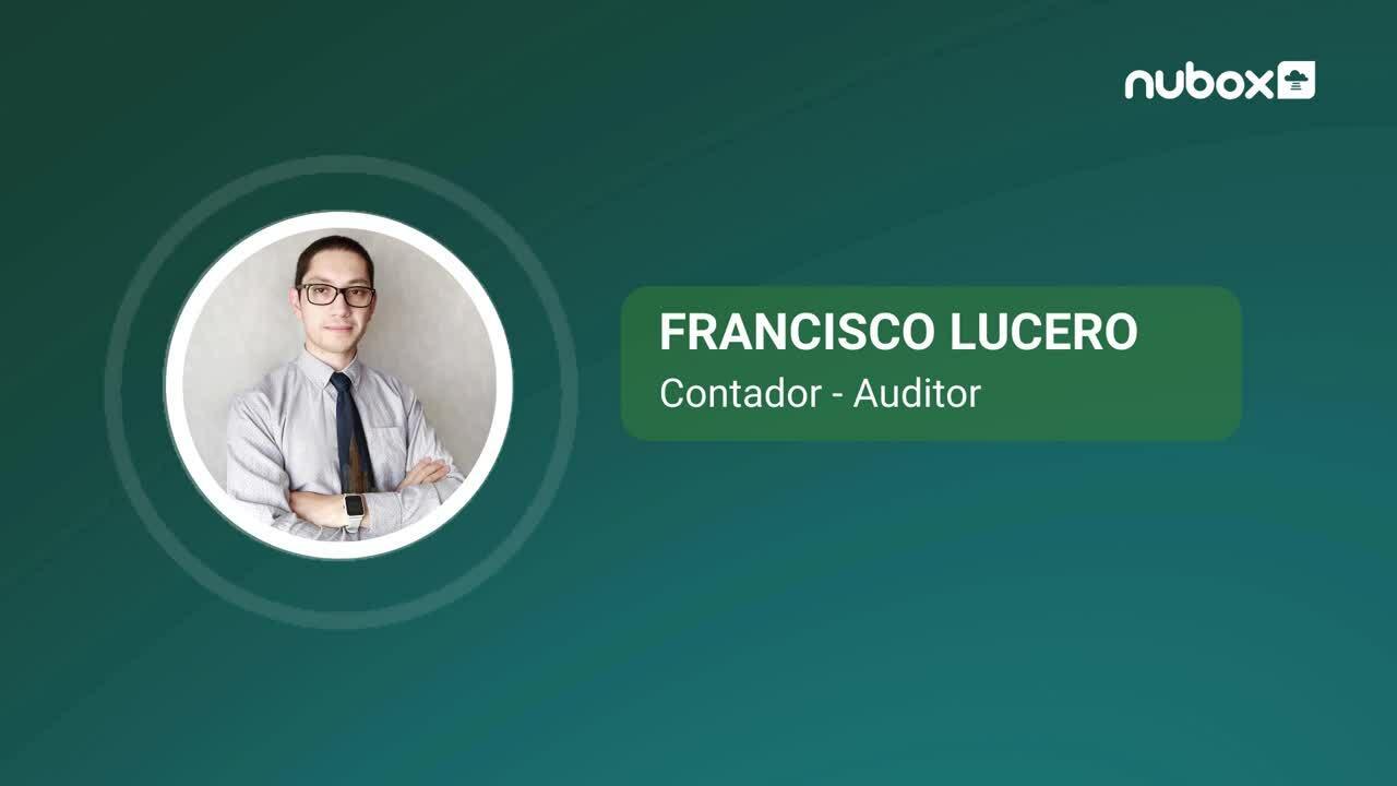 Operación Renta 2021 - Francisco Lucero