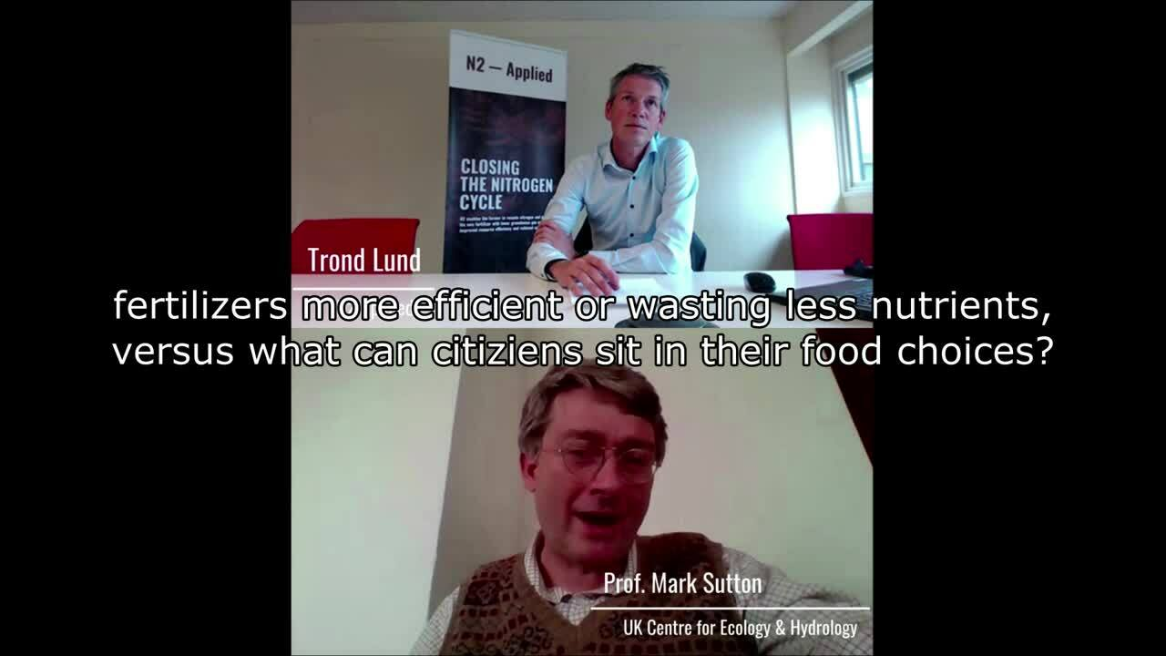 Mark Sutton interview part 2 with subtitles