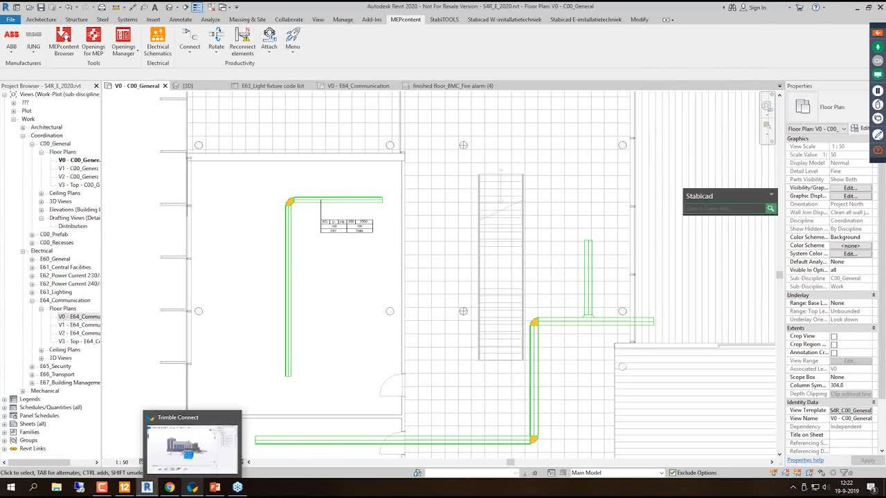 Vlaams Webinar Stabicad for Revit E
