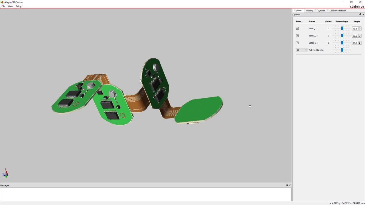 3D RigidFlex - OrCAD Product Feature