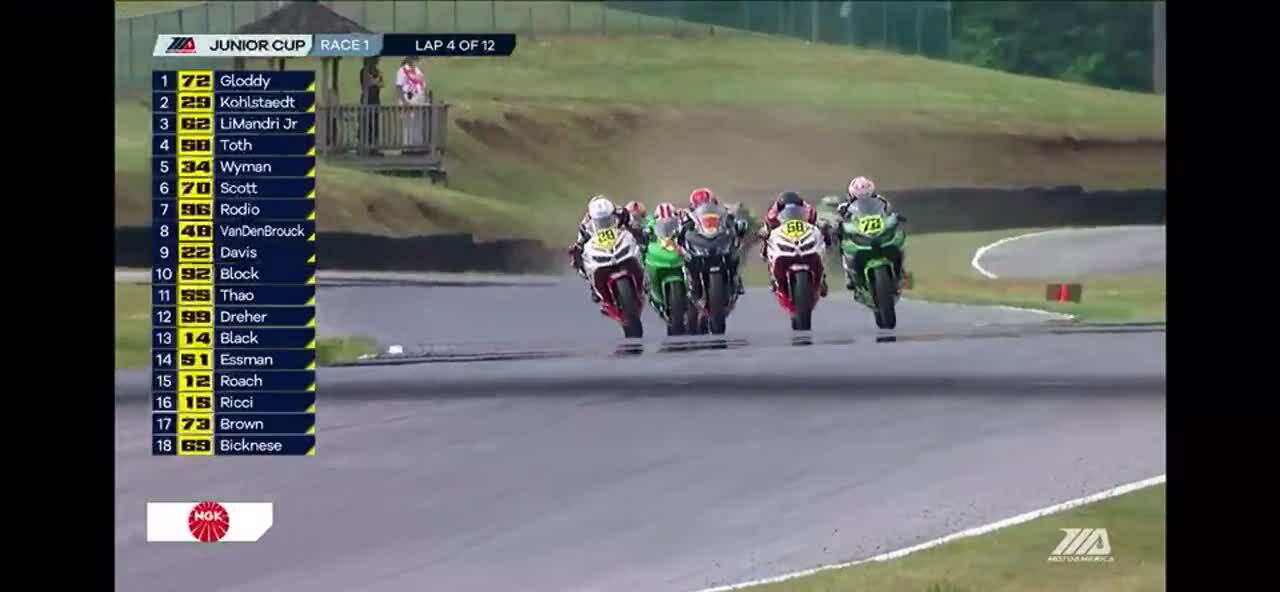 Racing Video 1
