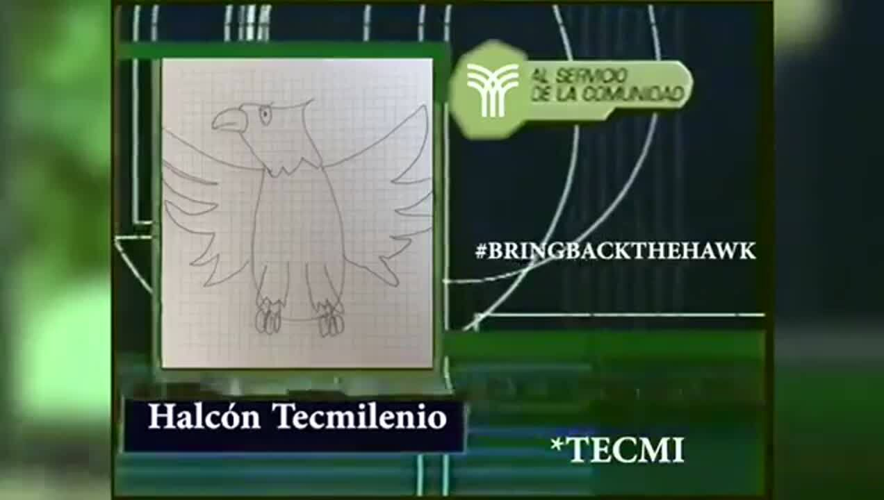 Se Busca Halcón Tecmilenio-clases en linea