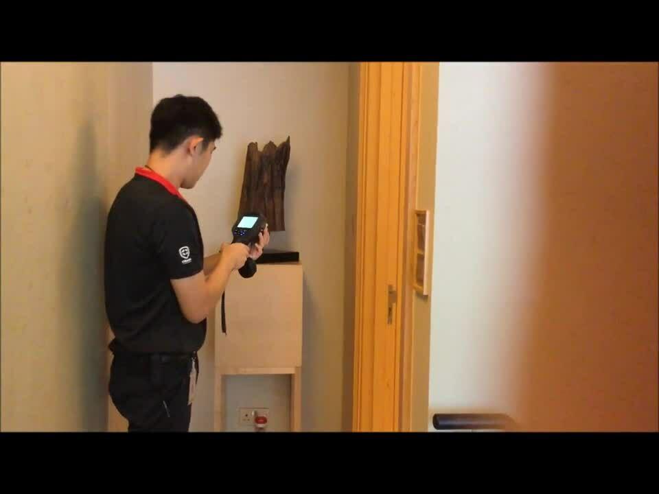 Termite Detection Using Thermal Imaging by ORIGIN Exterminators